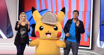 DETECTIVE PIKACHU nos visita. GOT, Avengers End Game y The Perfect Date (Programa #144)