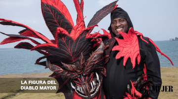 La figura del diablo mayor