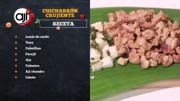 Chicharrones - Chef Mariana