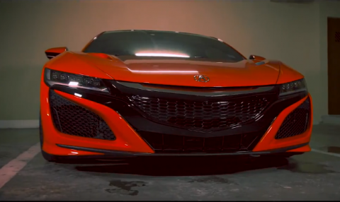 ACURA NSX  - Monster Speed